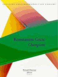 Dernières parutions dans Les Cahiers, Konstantin Grcic. Champions