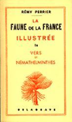 Souvent acheté avec La faune de la France illustrée Tome 3 Myriapodes, le La faune de la France illustrée 1B Vers et némathelminthes