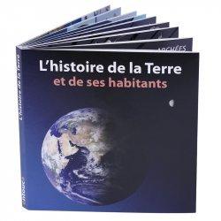 Dernières parutions sur Paléoanthropologie, L'histoire de la Terre - Accordéon