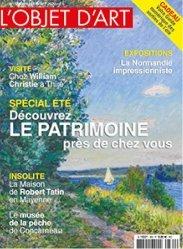 Dernières parutions sur Réalisations, L'estampille/L'objet d'art N° 569, juillet-août 2020 : Le grand canal et la flotille de Versailles