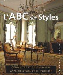 Souvent acheté avec Les boiseries du Musée Carnavalet, le L'ABC des styles