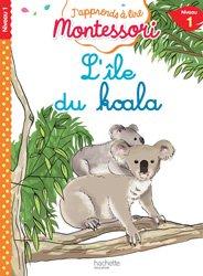 Souvent acheté avec Ma maternelle avec Montessori, le L'île du koala, niveau 1 - J'apprends à lire Montessori