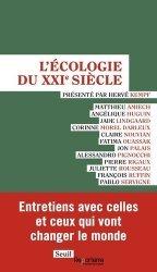 Dernières parutions sur Economie et politiques de l'écologie, L'écologie du XXIe siècle