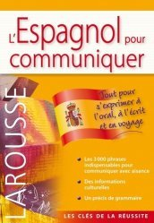 Dernières parutions sur Vocabulaire, L'espagnol pour communiquer