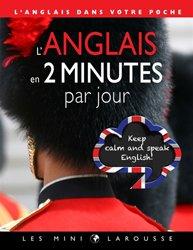 Dernières parutions dans Les langues dans la poche, L'anglais en 2 minutes par jour