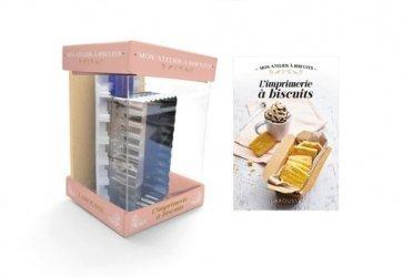 Dernières parutions sur Desserts et patisseries, L'imprimerie à biscuits