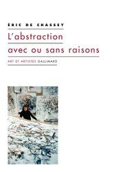 Dernières parutions dans Art et artistes, L'abstraction avec ou sans raisons