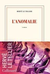 Dernières parutions dans Blanche, L'ANOMALIE  |