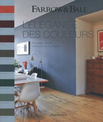L 39 l gance des couleurs farrow and ball 9782081254718 for Prix peinture farrow and ball