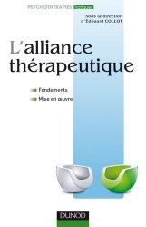 Souvent acheté avec L'éducation thérapeutique des patients, le L'alliance thérapeutique