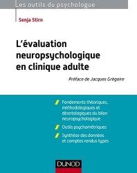 Dernières parutions dans Les outils du psychologue, L'évaluation neuropsychologique en clinique adulte