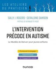 Dernières parutions dans Les ateliers du praticien, L'intervention précoce en autisme