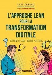 Dernières parutions dans Hors collection, L'approche Lean pour la transformation digitale
