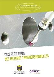 Dernières parutions sur Mesure, L'accréditation des mesures tridimensionnelles