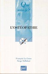 Souvent acheté avec Guide pratique de rhumatologie, le L'ostéopathie