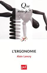 Souvent acheté avec Ergonomie, le L'ergonomie