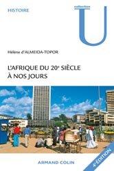 Dernières parutions dans U, L'Afrique du 20e siècle à nos jours
