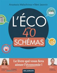 Souvent acheté avec Mathématiques économiques, le L'éco en 40 schémas