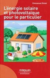 Souvent acheté avec Une ruche dans mon jardin, le L'énergie solaire et photovoltaïque pour le particulier