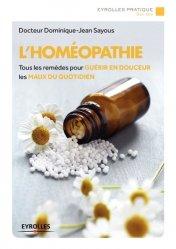 Dernières parutions dans Eyrolles pratique, L'homéopathie