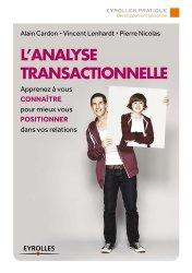 Dernières parutions sur Analyse transactionnelle, L'analyse transactionnelle