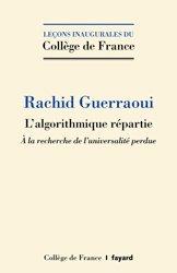 Dernières parutions dans Leçons inaugurales du Collège de France, L'algorithmique répartie