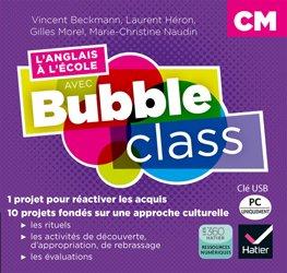 Dernières parutions sur CM1, L'anglais à l'école avec Bubble class - CM
