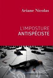 Dernières parutions sur Ethologie, L'imposture antispéciste