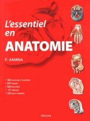 Souvent acheté avec Carnet d'anatomie 2, le L'essentiel en anatomie