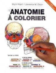 Dernières parutions sur Atlas et planches d'anatomie, L'anatomie à colorier