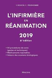 Dernières parutions dans Guide poche infirmier, L'infirmière en réanimation 2019