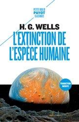 Dernières parutions sur L'évolution des espèces, L'extinction de l'espèce humaine