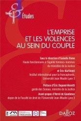 Dernières parutions dans Thèmes et commentaires, L'emprise et les violences au sein du couple