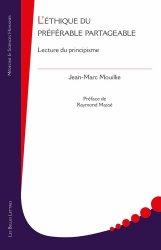 Dernières parutions dans Médecine & Sciences humaines, L'éthique du préférable partageable. Lecture du principisme