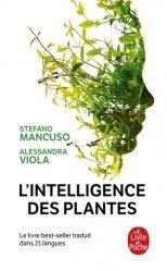 Dernières parutions sur Fleurs et plantes, L'Intelligence des plantes