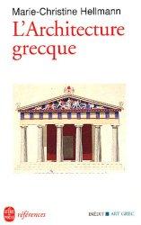 Dernières parutions sur Patrimoine antique 3500 av.JC - 500 ap.JC, L'architecture grecque