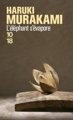 Dernières parutions dans , L'éléphant s'évapore