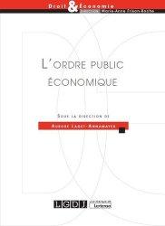 Dernières parutions dans Droit & Economie, L'ordre public économique