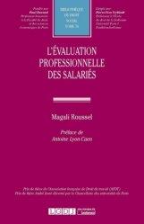 Dernières parutions dans Bibliothèque de droit social, L'évaluation professionnelle des salariés