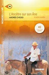 Dernières parutions dans Mondes en VF, L'Ancêtre sur son Ane - Livre + mp3