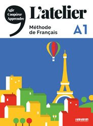 Dernières parutions sur Grands adolescents et Adultes, L'Atelier niv .A1 2019