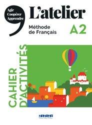 Dernières parutions sur Outils d'apprentissage, L'Atelier niv .A2 2019 - Cahier + CD