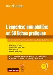 Dernières parutions sur Logement, L'expertise immobilière en 50 fiches pratiques