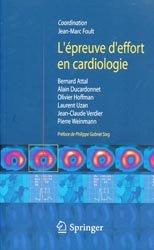 Souvent acheté avec Guide pratique de l'hypertension artérielle, le L'épreuve d'effort en cardiologie