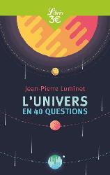 Dernières parutions sur Observation du ciel, L'Univers en 40 questions