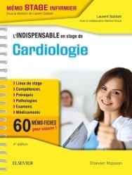 Souvent acheté avec Encadrement des professionnels de soins - Soins éducatifs et préventifs UE 3.5 4.6, le L'indispensable en stage de Cardiologie
