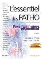 Souvent acheté avec Guide anatomie et physiologie pour les AS et AP, le L'essentiel des PATHO