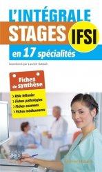 Souvent acheté avec Guide pratique infirmier + Appli, le L'intégrale Stages infirmiers en 17 spécialités