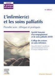 Dernières parutions sur Démarche de soins, L'infirmier(e) et les soins palliatifs