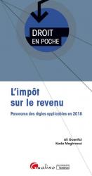 Dernières parutions dans Droit en poche, L'impôt sur le revenu. Panorama des règles applicables en 2018